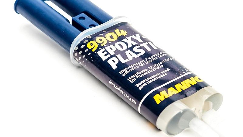 эпоксидный клей для пластика