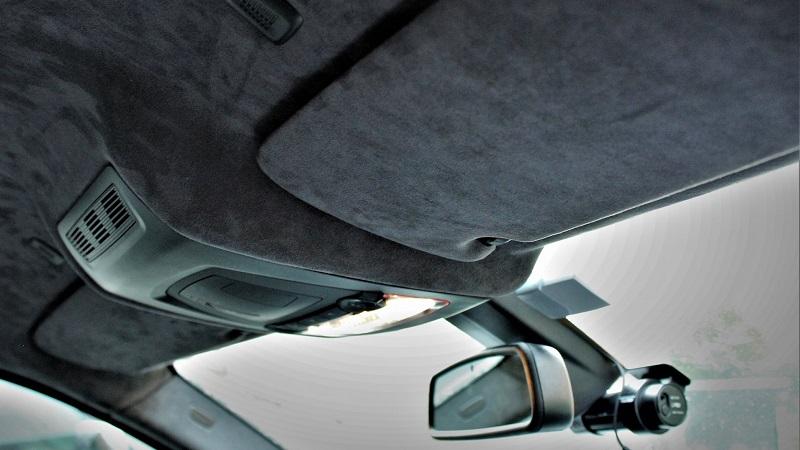 клей для потолка в машине